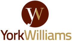 York Williams, LLP logo
